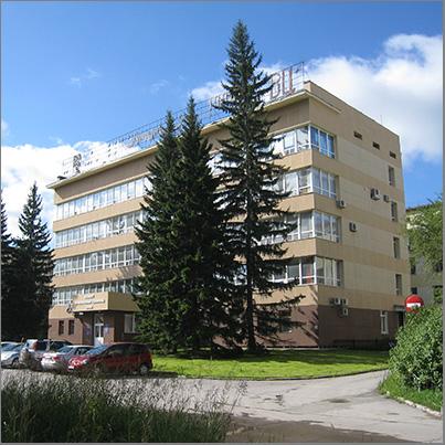 Фотография здания института